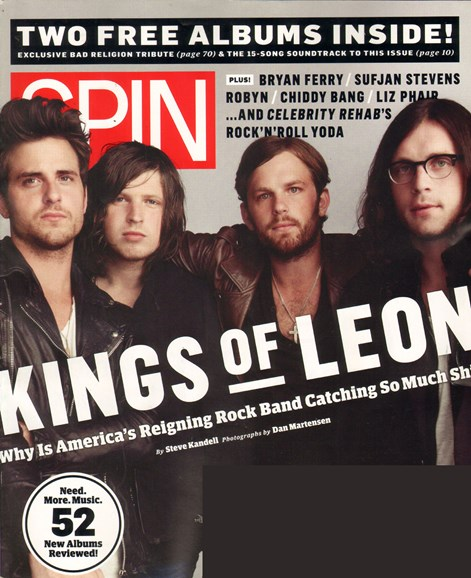Spin Cover - 11/1/2010