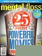 Mental Floss Magazine 11/1/2010