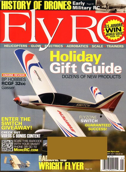 Fly RC Cover - 1/1/2011