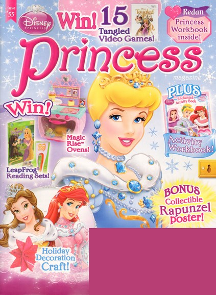 Disney Princess Cover - 11/1/2010