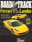Road and Track Magazine 12/1/2010