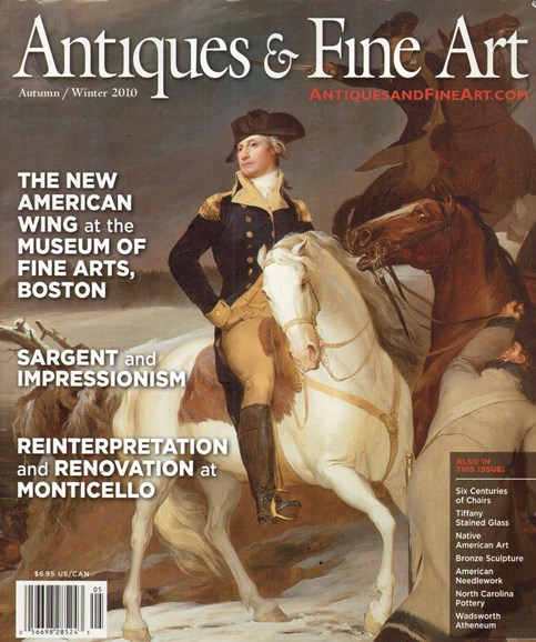 Antiques & Fine Art Cover - 9/1/2010