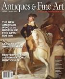 Antiques and Fine Art Magazine 9/1/2010
