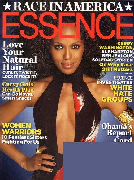Essence Cover - 11/1/2010