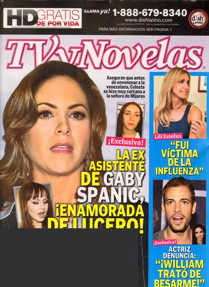 Tv Y Novelas Cover - 10/25/2010