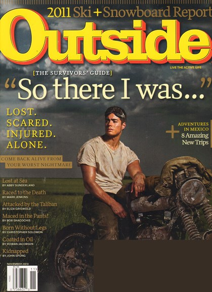 Outside Cover - 11/1/2010