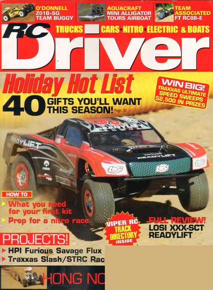 RC Driver Cover - 1/1/2011