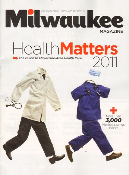 Milwaukee Cover - 11/1/2010
