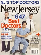 New Jersey Monthly 11/1/2010