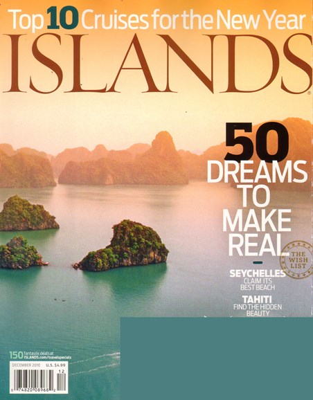 Islands Cover - 12/1/2010