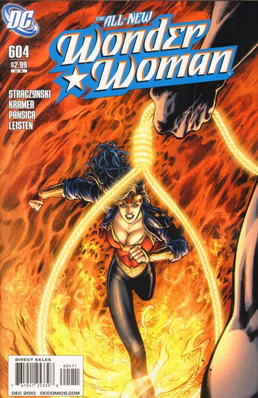 Wonder Woman Cover - 12/1/2010