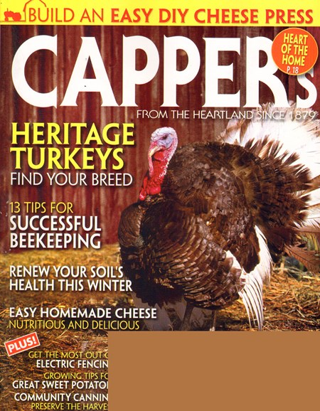 Capper's Cover - 11/1/2010