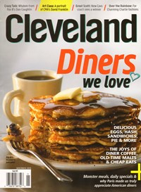Cleveland | 11/1/2010 Cover