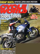 Cycle World Magazine 12/1/2010