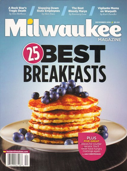 Milwaukee Cover - 12/1/2010