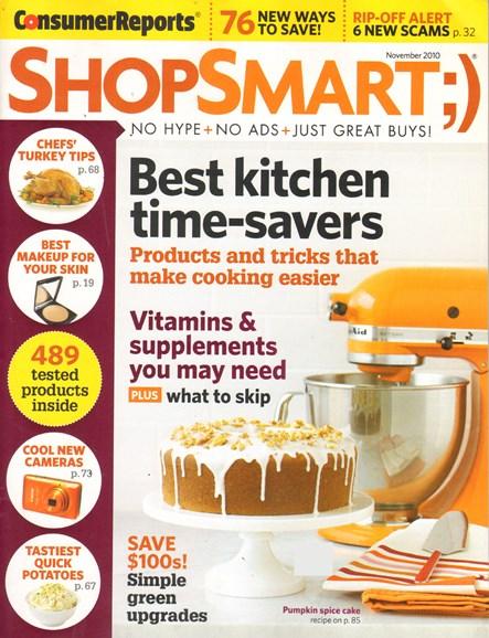 Shop Smart Cover - 11/1/2010