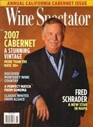 Wine Spectator Magazine 11/15/2010