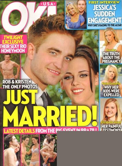 Ok! Cover - 11/29/2010