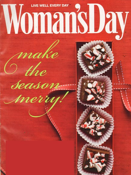 Woman's Day Cover - 12/1/2010