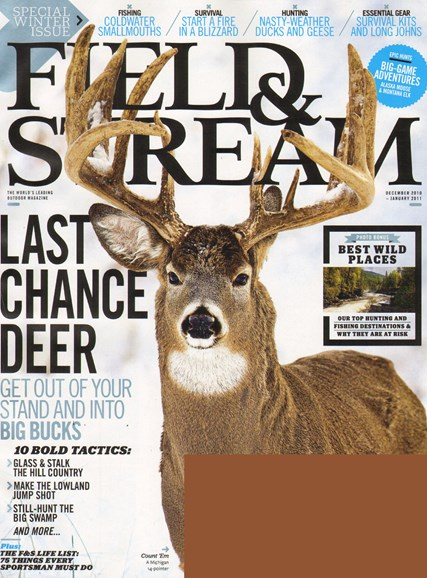 Field & Stream Cover - 1/1/2011