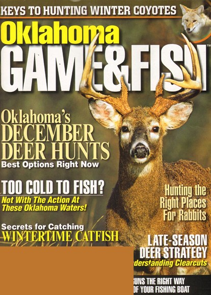 Oklahoma Game & Fish Cover - 12/1/2010