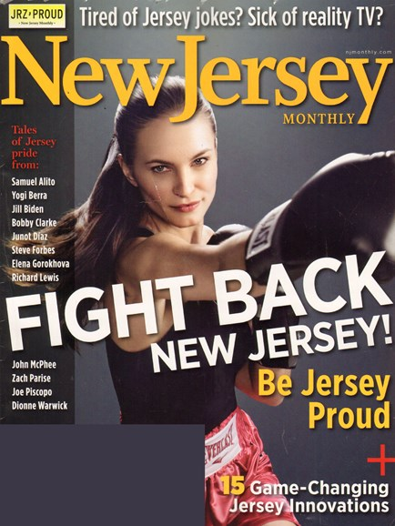 New Jersey Monthly Cover - 12/1/2010