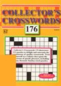 Collector's Crosswords Magazine   3/1/2010 Cover