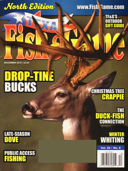 Texas Fish & Game Cover - 12/1/2010
