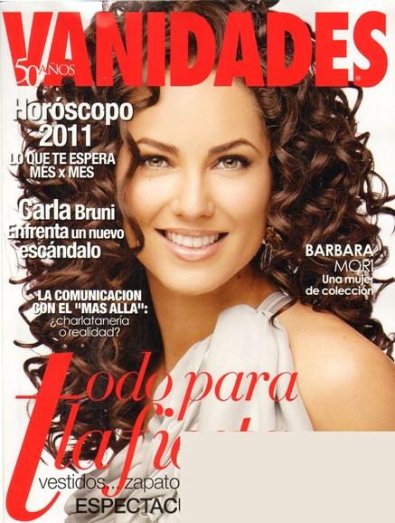 Vanidades Cover - 11/30/2010