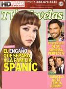Tv Y Novelas Magazine 12/1/2010
