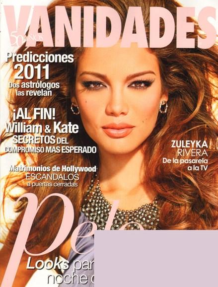 Vanidades Cover - 12/14/2010