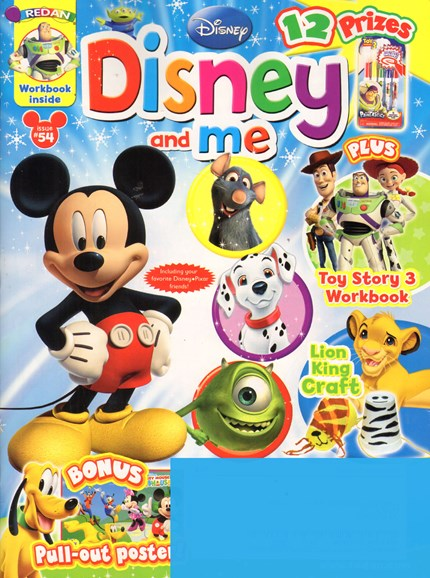 Disney Junior Cover - 1/1/2011