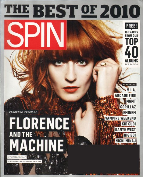 Spin Cover - 1/1/2011