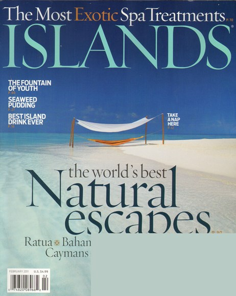 Islands Cover - 1/1/2011