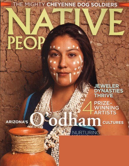 Native Peoples Cover - 2/1/2011