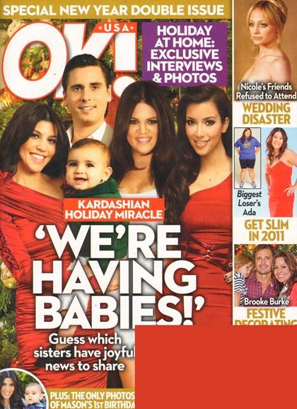 Ok! Cover - 12/27/2010