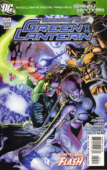 Green Lanterns Cover - 12/1/2010