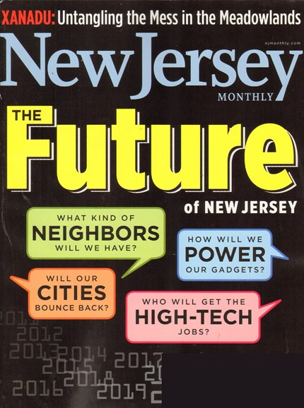 New Jersey Monthly Cover - 1/1/2011