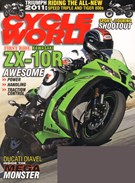 Cycle World Magazine 2/1/2011