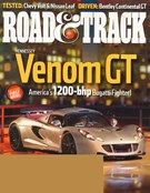 Road and Track Magazine 2/1/2011