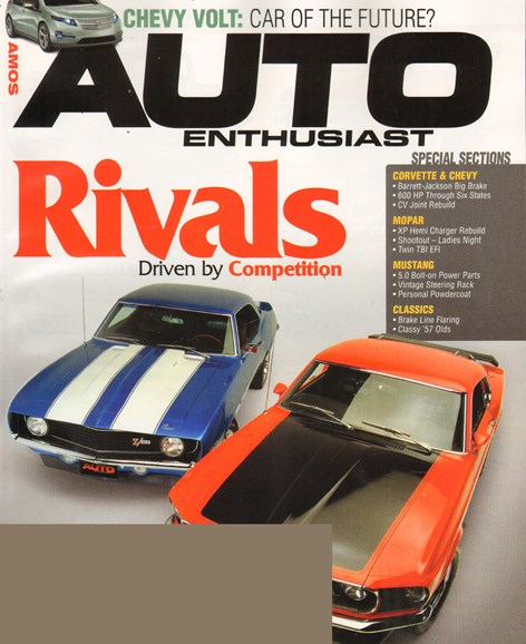 Cars & parts Cover - 2/1/2011