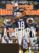 Sports Illustrated Magazine 1/17/2011
