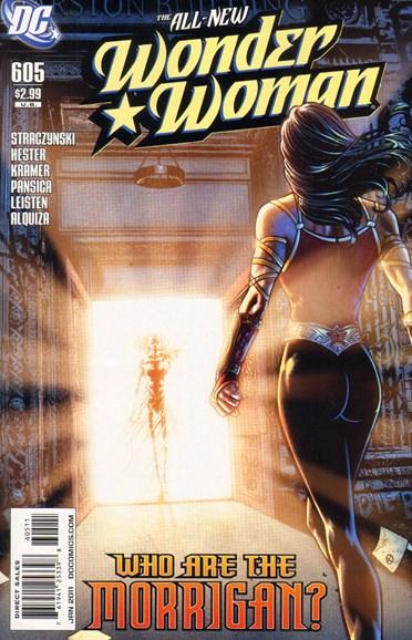 Wonder Woman Cover - 1/1/2011