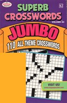 Superb Crosswords Jumbo Magazine 2/1/2011
