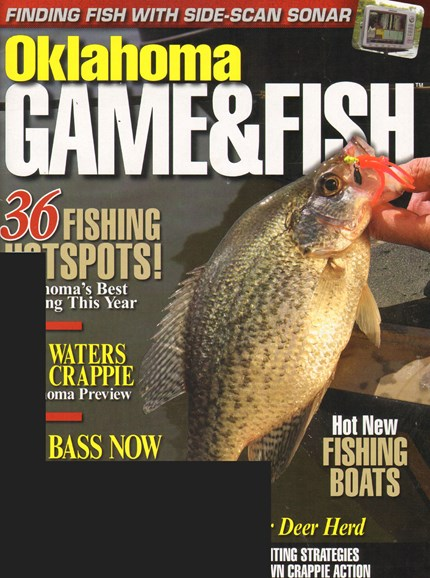 Oklahoma Game & Fish Cover - 2/1/2011
