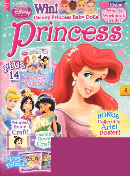 Disney Princess Cover - 2/1/2011