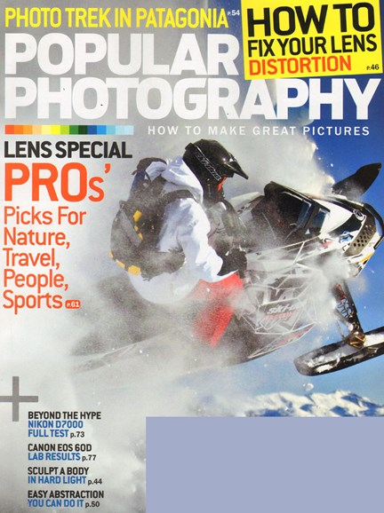 Popular Photography Cover - 2/1/2011