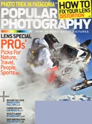 Popular Photography Magazine 2/1/2011
