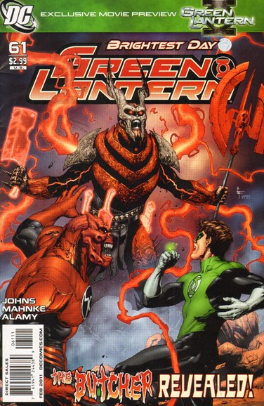 Green Lanterns Cover - 2/1/2011