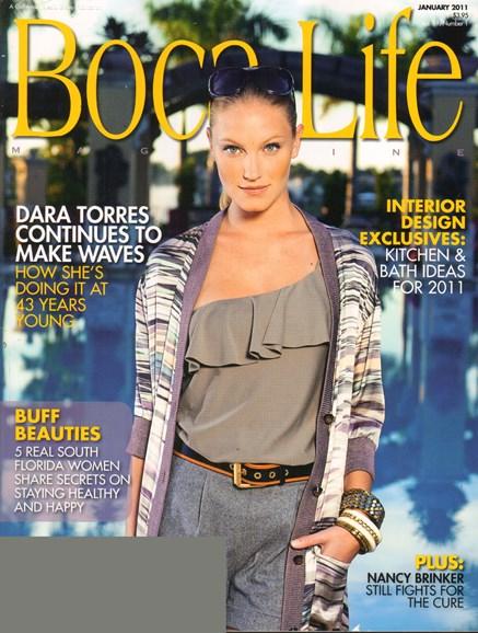 Boca Life Cover - 1/1/2011